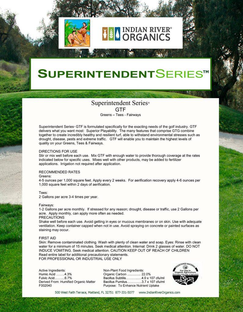Indian River Organics | Tampa Bay Turf