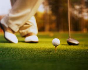 golf shoes ball tee